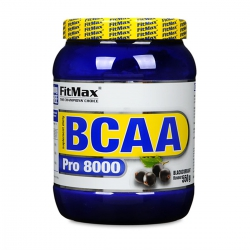 FITMAX BCAA Pro 8000 550 gram