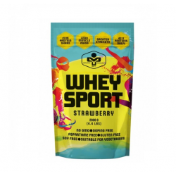 MULTISPORT TECHNOLOGY Whey Sport 2000 gram
