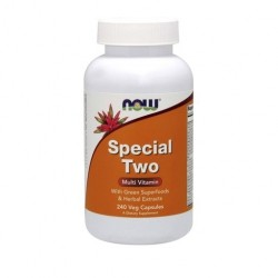 NOW Special Two Multi Vitamin 240 kapsułek