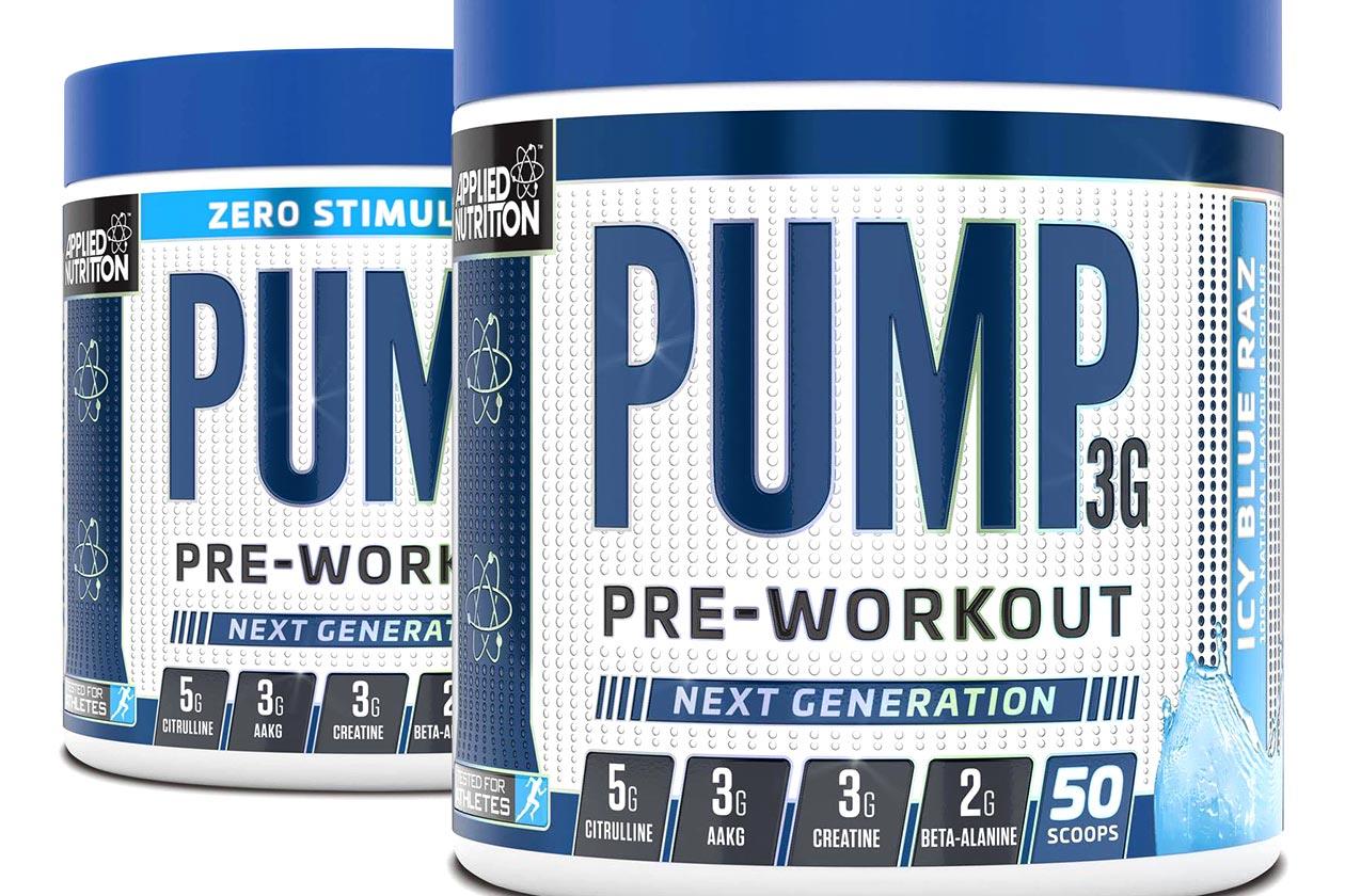Znalezione obrazy dla zapytania applied nutrition pump